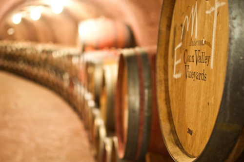 Anderson Conn Valley Vineyards Partners With Tunnel to Towers