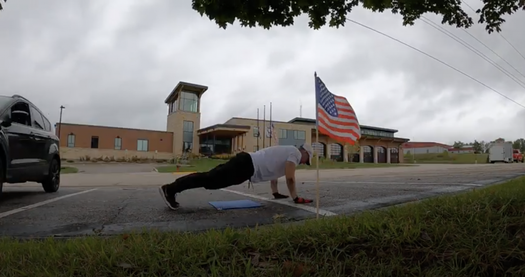 1.5 Million Push-up Challenge Update #2 from Nate Carroll