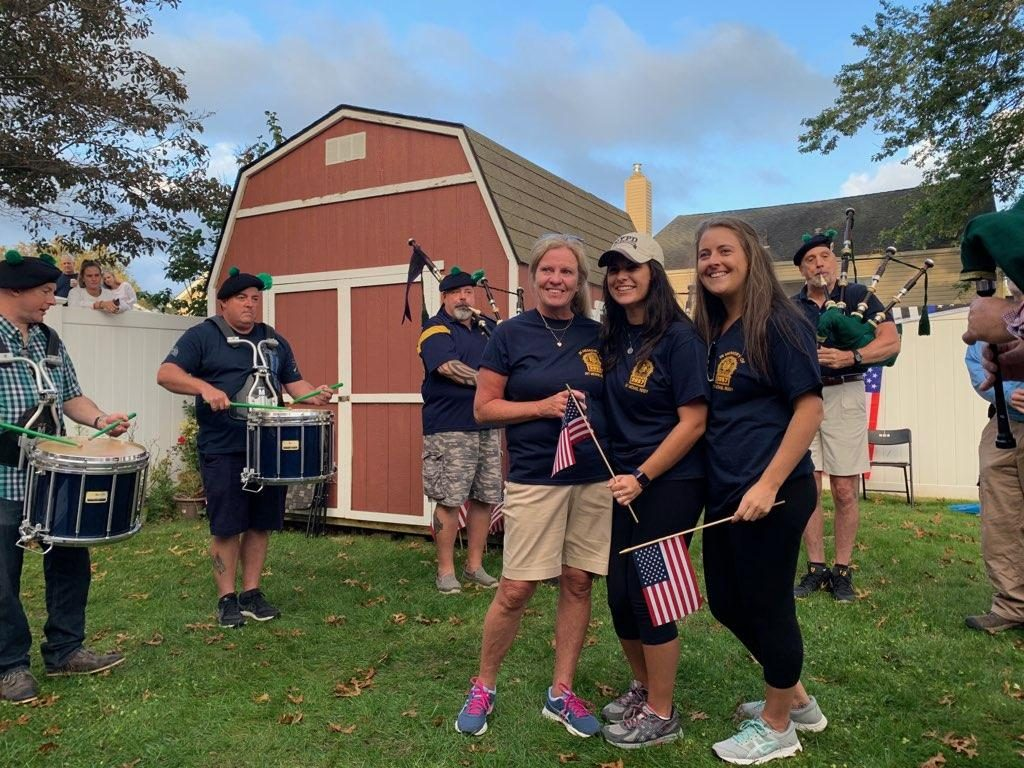 Virtual Challenge Highlights: NYPD Detective Reedy's Squad